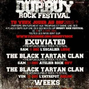 festival The Rock in Bomal - 4 octobre-17 novembre
