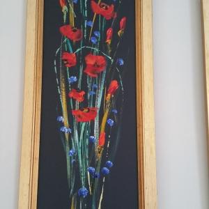 Clovis Grandhenry, artiste  peintre, de Gabriella K from London