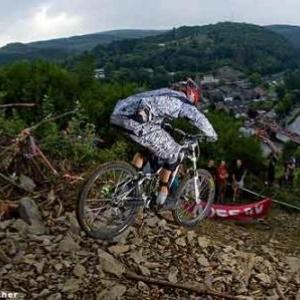 La Roche Nissan Downhill Cup 2010