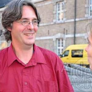 Marc Decrollier, le constructeur du chapiteau