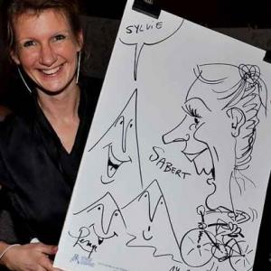 Caricature Sabert -photo 6013