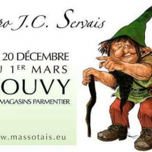Gouvy le pays des Massotais une exposition de Jean-Claude Servais