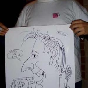 caricature, FDF-98