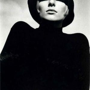 Jeanloup Sieff. Magazine Queen. Angleterre, 1964