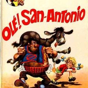 BD SAN ANTONIO 1970 Christian Jacot