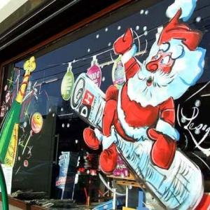 vitrine de Noel - photo 8583
