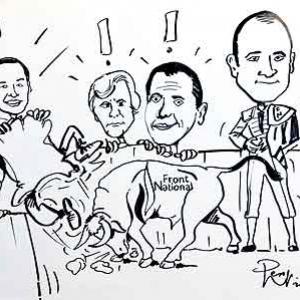 caricature minute FN