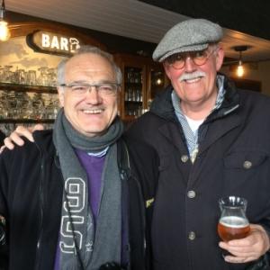 Dirk Van Luchem et Jean-Marie Lesage