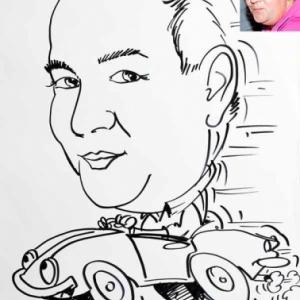 caricature minute Intermills
