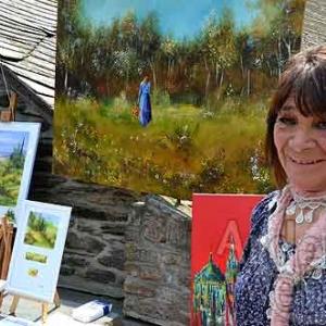 Achouffe, village des artistes-5089
