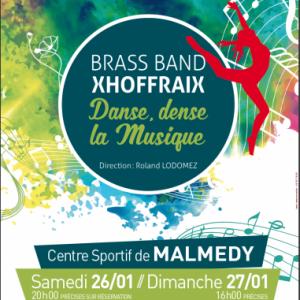 Concert de gala du BRASS BAND XHOFFRAIX