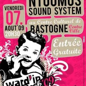 Ward'in Rock offre un concert gratuit au Centre Culturel de Bastogne
