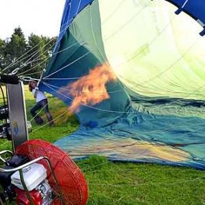 vol en ballon en Wallonie - photo 7650