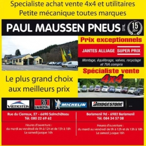 Paul Maussen Pneus