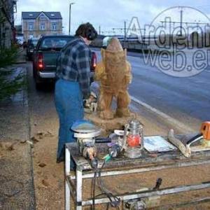 Joost un sculpteur de Gouvy