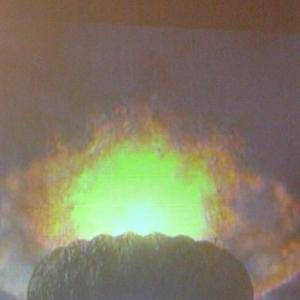 La flamme olympique allumee a Malmedy en 2006