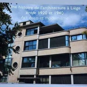 LIEGE, histoire de l'architecture