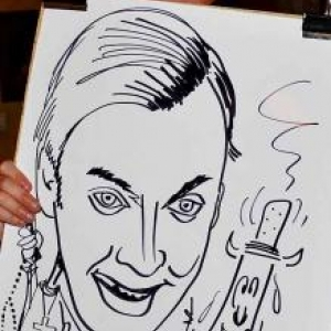 David Schiepers, une caricature de Jean-Marie Lesage