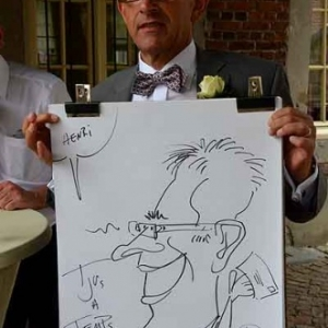 Caricature mariage-7125