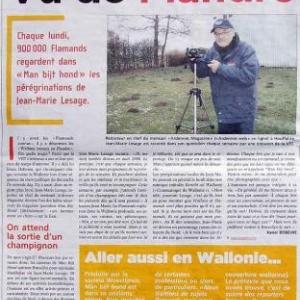 Avenir du Luxembourg 28 mars 2009