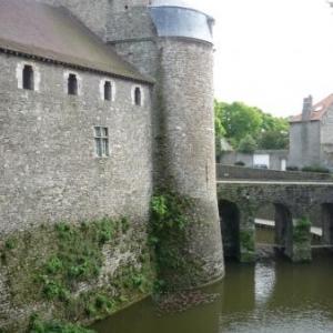 Boulogne sur mer : le chateau - musee