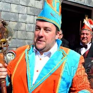 Popov 1er, prince carnaval 2014