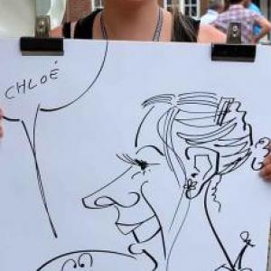 Caricature Charneux - 138