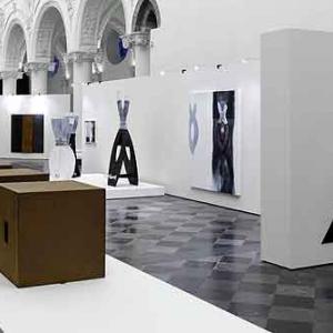 Matières immatérielles . Exposition d'art contemporain