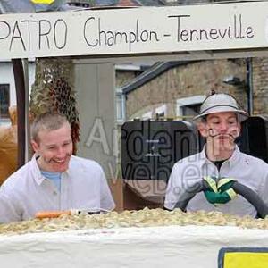 Carnaval de La Roche 2015 - 4342