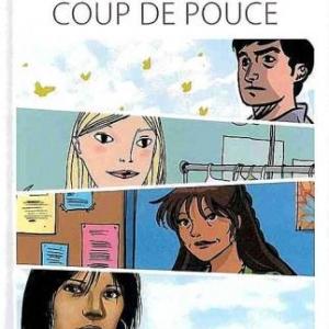 Coup de pouce BD en 23 langues de Maud Millecamps, Alexandre tefenkgi, Vanyda et You , Rudi Miel.