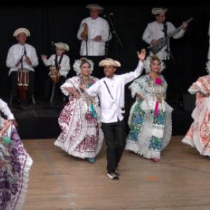 Centro de Proyecciones Folkloricas Atenay Batista de Panama