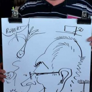Caricature minute-4559