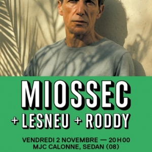 Miossec+Lesneu+Roddy, Sedan