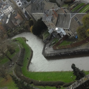 L'Ourthe argentee