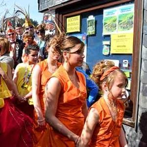carnaval de La Roche en Ardenne