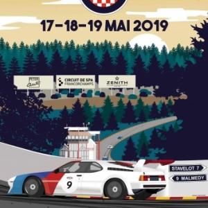 Spa-Classic du 17 au 19 MAI 2019