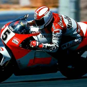 Luca Cadalora sur Yamaha - 1994