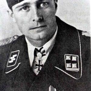 bersturmbannfuhrer Joachim Peiper
