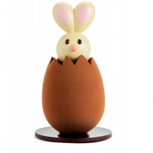 Le Lapin Extraordinaire du chocolatier Pierre Marcolini