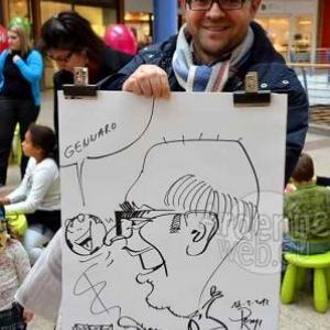 Auchan caricature pour le carnaval du Luxembourg-6884