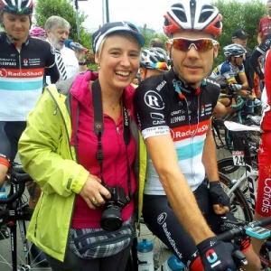 Dislaire Christel et Maxime Monfort
