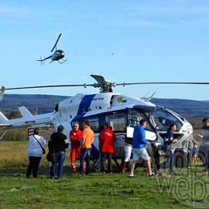 helicoptere medical Tohogne-3762