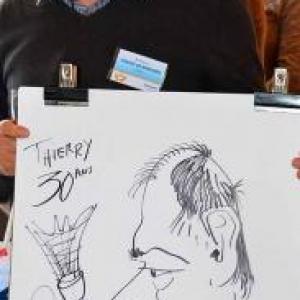 Caricature pour Electrabel-3340