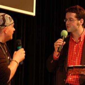 Jean-Phillipe presente Alain Simonis. Video 01-photo 0051