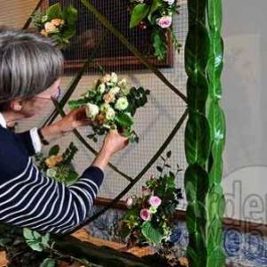 Belgian flower arrangement society -photo 54