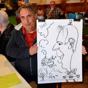 Caricature Jose Michel-4436