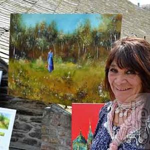 Achouffe, village des artistes-5090