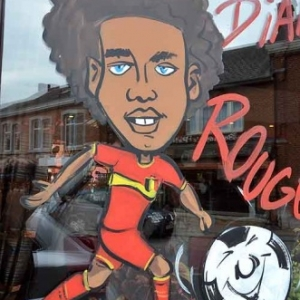 Axel Witsel Diables Rouges-4704