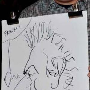Caricature Sabert -photo 5969