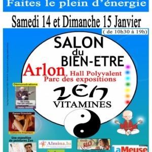 Salon du bien etre et de la voyance de Arlon 2017